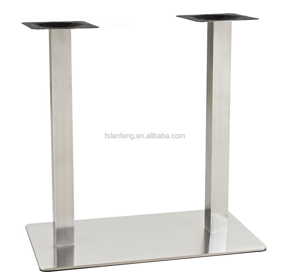 Brushed Stainless Steel Table Bases, Brushed Stainless Steel Table Bases  Suppliers And Manufacturers At Alibaba.com