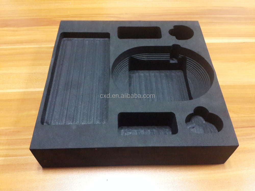 Cosmetic Packaging Box Inner Lining Eva Foam High Quality