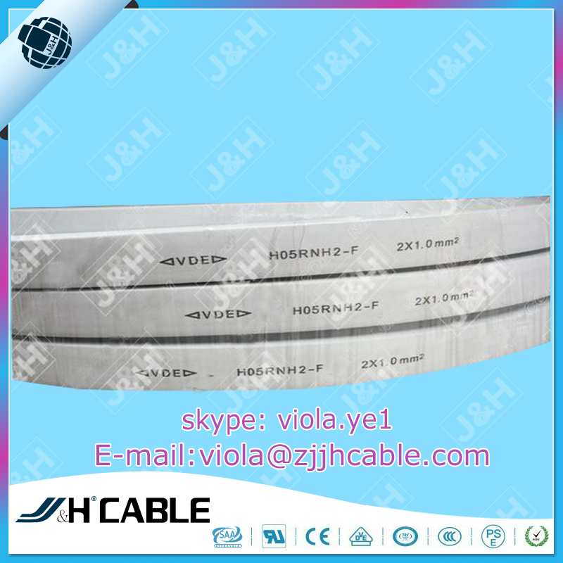 China Twin Flat Cable, China Twin Flat Cable Manufacturers and ...