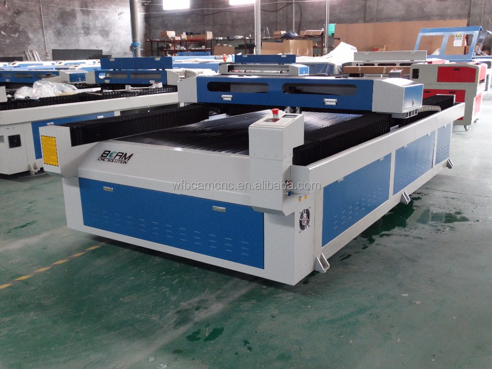 Factory Directly Supply CO2 laser cutting machine for metal/stainless steel laser cutting machine
