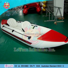 Factory wholesale Inflatable raft fishing boats/ rafting boat for sale