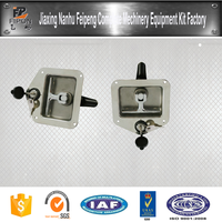 Stainless Steel Folding T Handle T Handle Latch T Handle Lock ...
