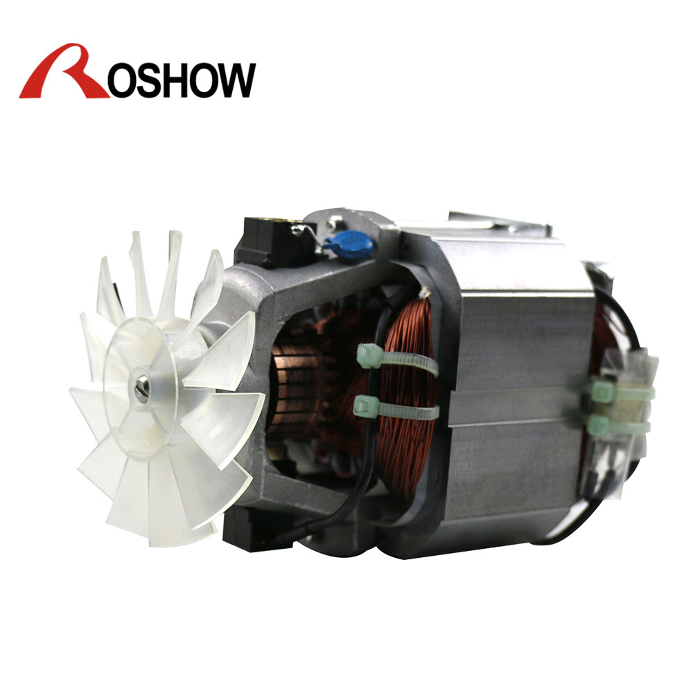 230V 650W AC motor brush starting torque