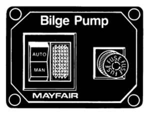 MAYFAIR SWITCH F/BILGE PUMP