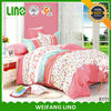 cotton wholesale bed linen/discount bedding sets
