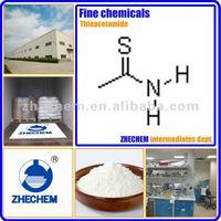 Fine chemicals Thioacetamide 62-55-5