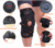 Health protective knee pads, patella support knee brace with foldable steel strap