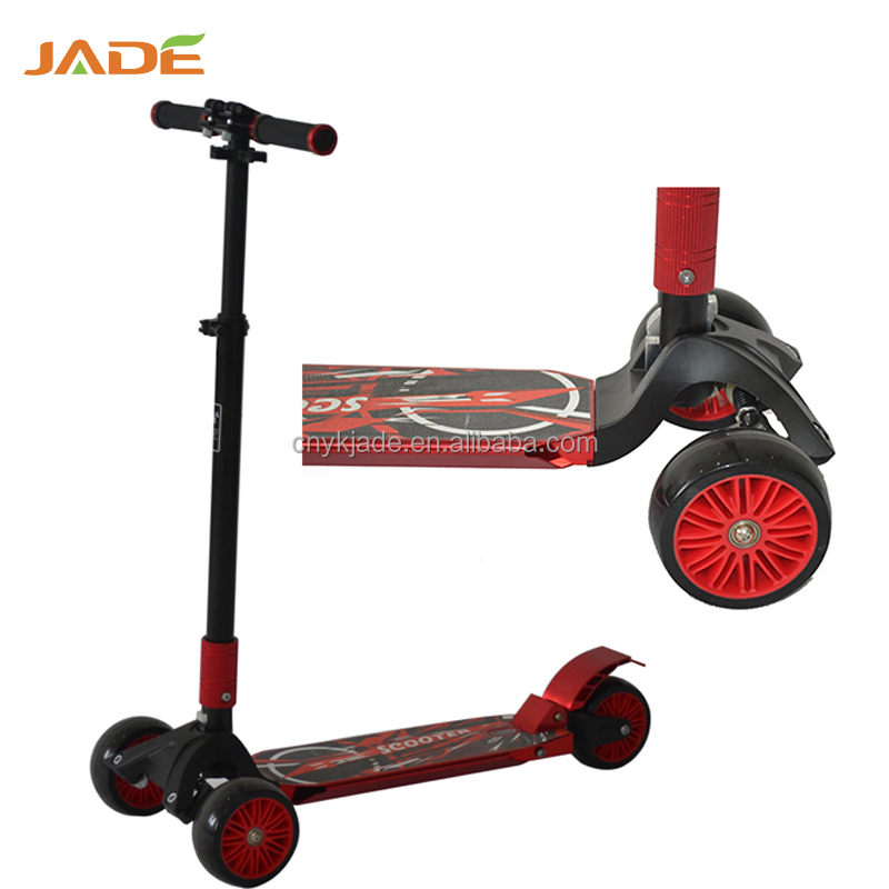 New exercise scooters for adults wholesale China 3 wheel kids scooter for sale