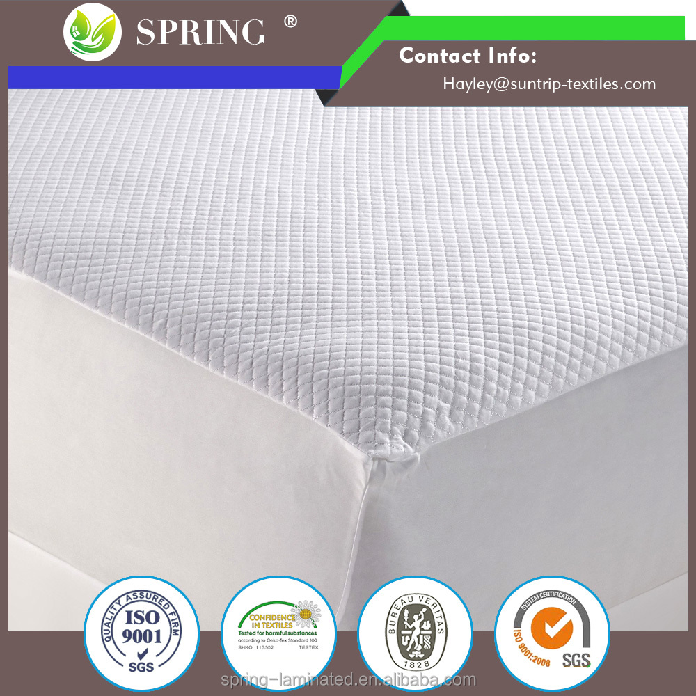 460gsm cooling touch 4 foot mattress protector waterproof