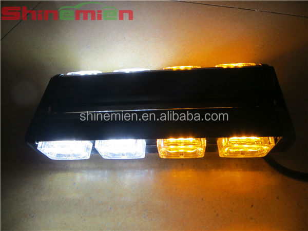 Waterproof Emergency LED Mini Strobe Light Bar for Disco / Party / Light Show with Magnetic Base