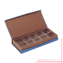 Luxury Chocolate Box Packaging With Magnetic Catch