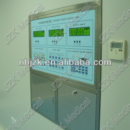 Hospital Operating Room Panel To Control