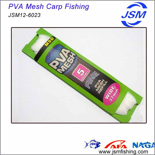 PVA Fine Mesh 25mm Refill 5m Spool Threads on Delivery System Tube