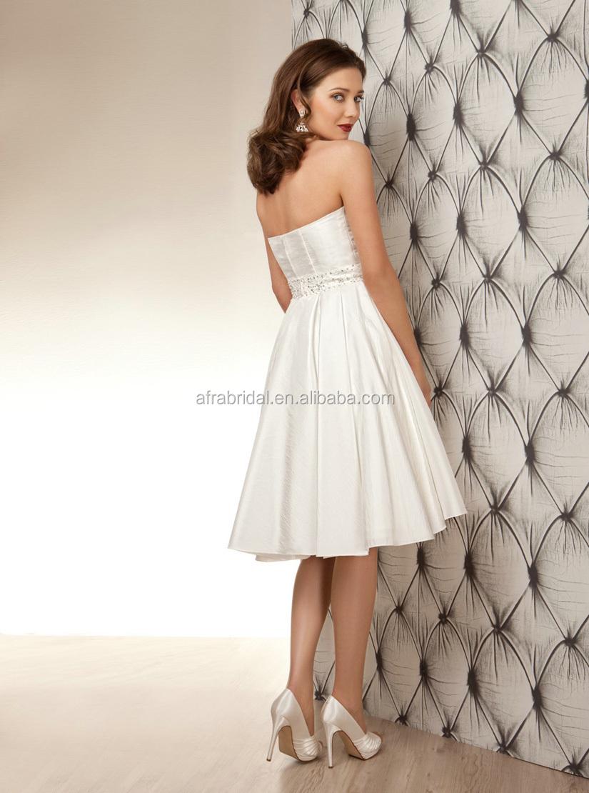 sd1184 strapless taffeta wedding dresses kleinfeld sexy short wedding dresses made in italy