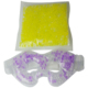 Guangdong Dongguan Beauty Personal Care Hot And Cold Therapeutic Bead Pearl Gel Eye Masks