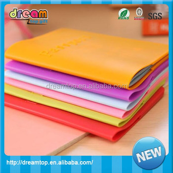Colorful Custom Silicone Travel Business Passport Book Covers - Buy ...