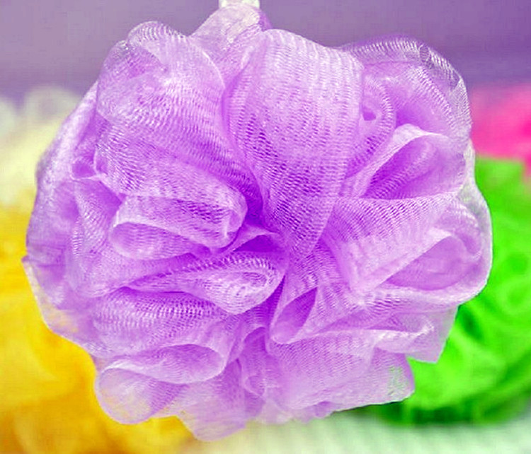 2019 Wholesale New Bath Products Sponge Loofah Exfoliating