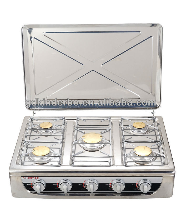 gas stove cooktops downdraft