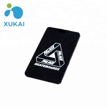 Hot Sales From China Supplier standard size pvc luggage tag