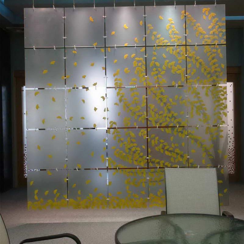 Decorative Plastic Panels : Clear acrylic panel beautiful decorative wall