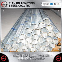 high quality special sharp pipe/tube from tianjin