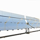 Vicot Food process industry solar parabolic trough collector