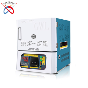 New Lab Resistance Muffle Oven Furnace 1800 Degree