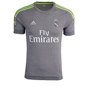 b4c256e8b Get Quotations · Real Madrid Away Jersey 2015 – 2016