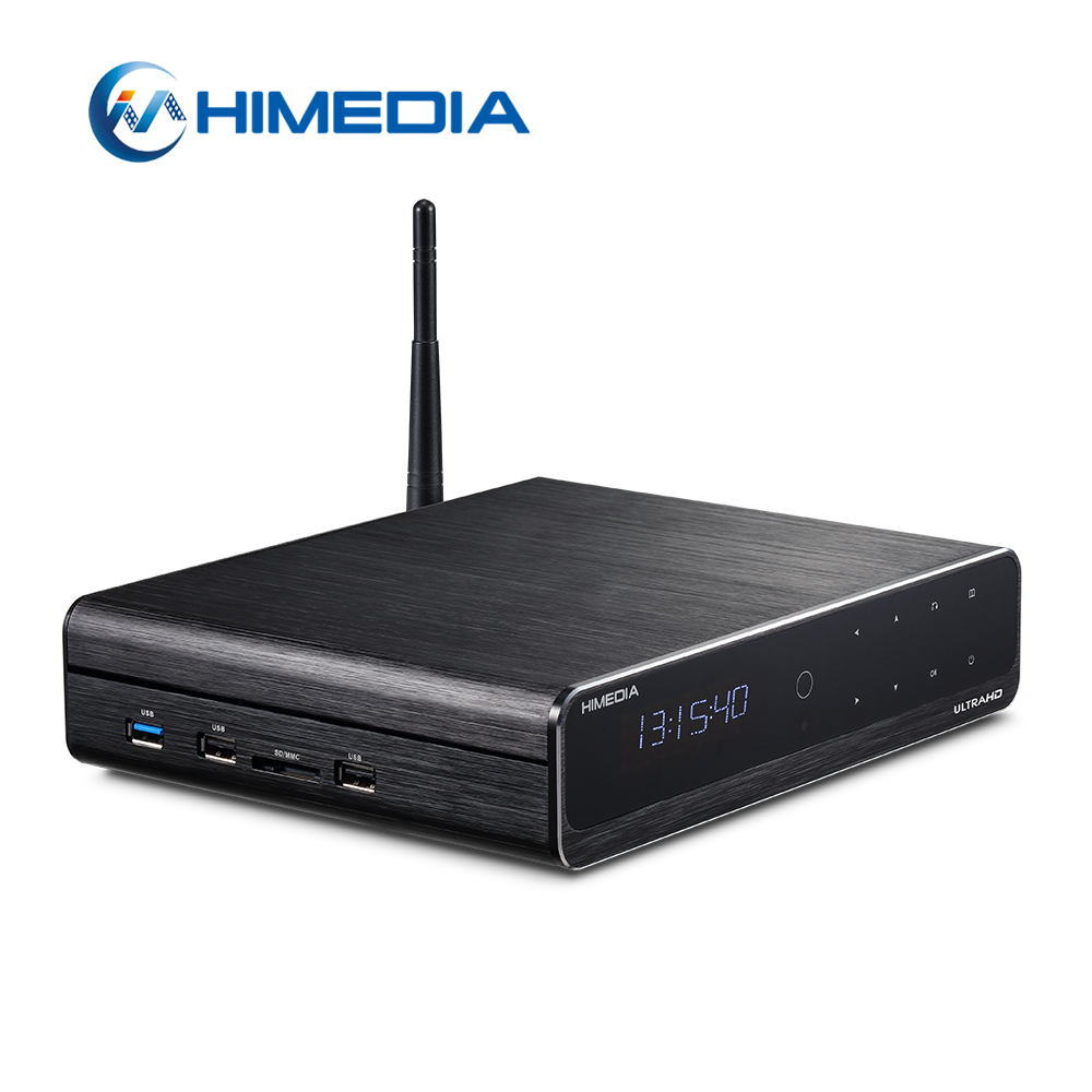 2019 HiMedia Wholesale HD Popular Video TV Box Smart HD Youtube