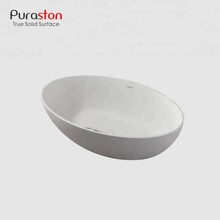 Puraston free standing superficie solida vasca <span class=keywords><strong>da</strong></span> <span class=keywords><strong>bagno</strong></span>, vasca <span class=keywords><strong>da</strong></span> <span class=keywords><strong>bagno</strong></span> di fabbrica, cina bagni produttore