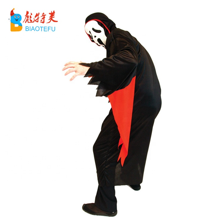 halloween party Asphel ghost long robe costumes