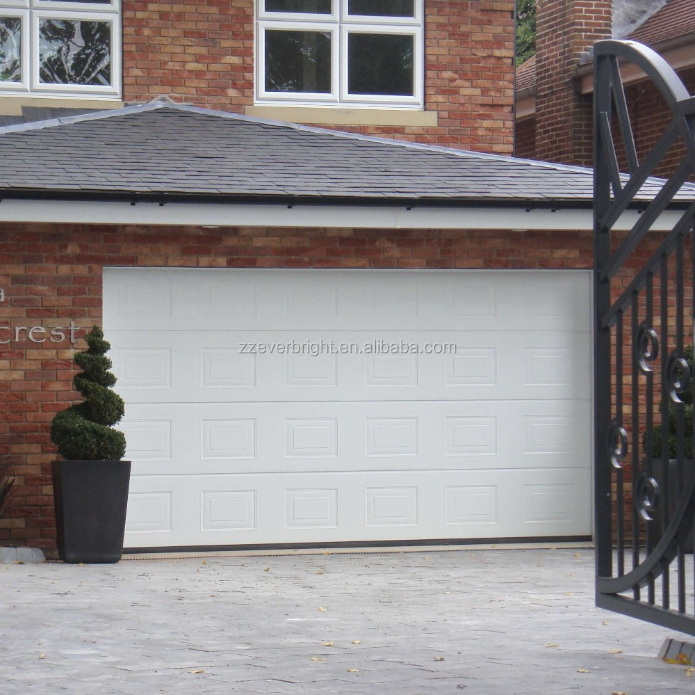 Lift-sectional doors - safety and convenience