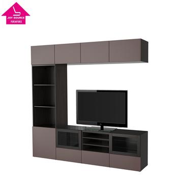 Modern Tv Stand Designs Wooden : Wooden wood modern tv stand showcase design buy wooden tv