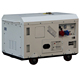 Copper wire electric start 10kva kipor diesel generator