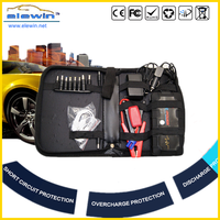 12000mah car battery jump-starter and mobile power bank kit target for oversea market