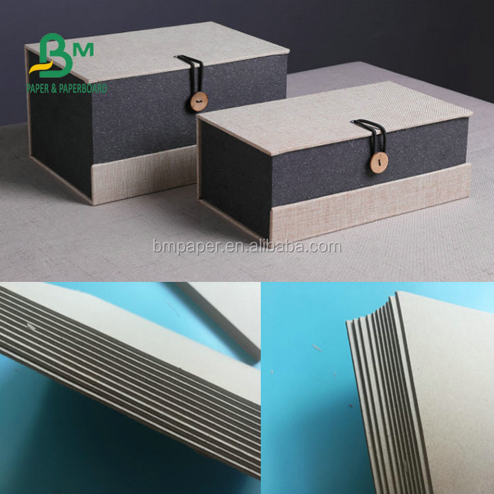 700*1000MM High Stifiness  Gray board Backing Board With Best Price