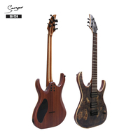 Musical Instruments 6 strings guitar electric custom left handed