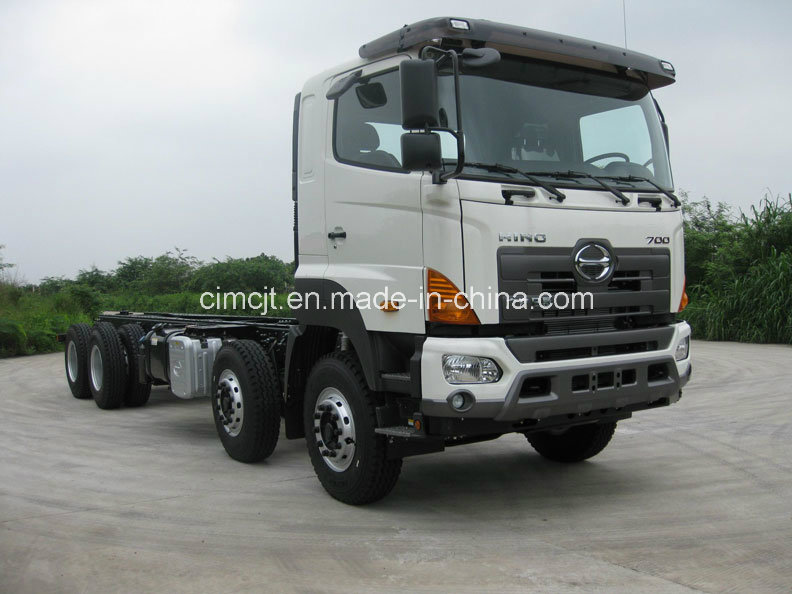 HINO 6x4 380hp HINO engine heavy duty trailer tractor truck head