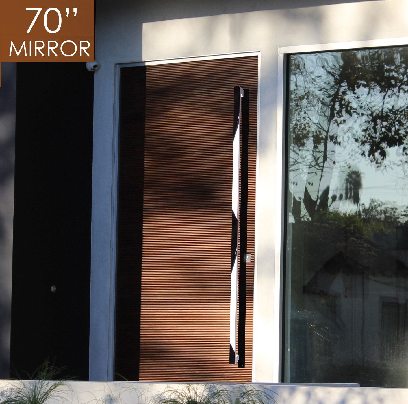 front doors cheap. Get Quotations  Pull Push 70 Handles for Entrance Entry Front Door Interior and Exterior Mirror Cheap find deals on line at