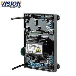 Generator Avr Circuit Diagram 1 Phase Avr Sx460 Generator Avr