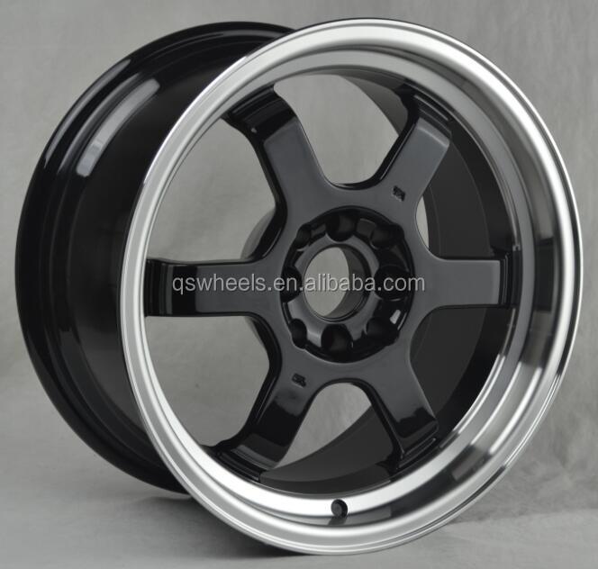 15 Inch Sport Rims 4x100 Deep Dish Wheels For Sale Alloy Wheel Rim ...