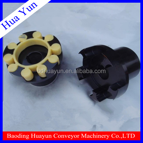 Flexible Jaw Spider Plum Coupling Shaft Coupler