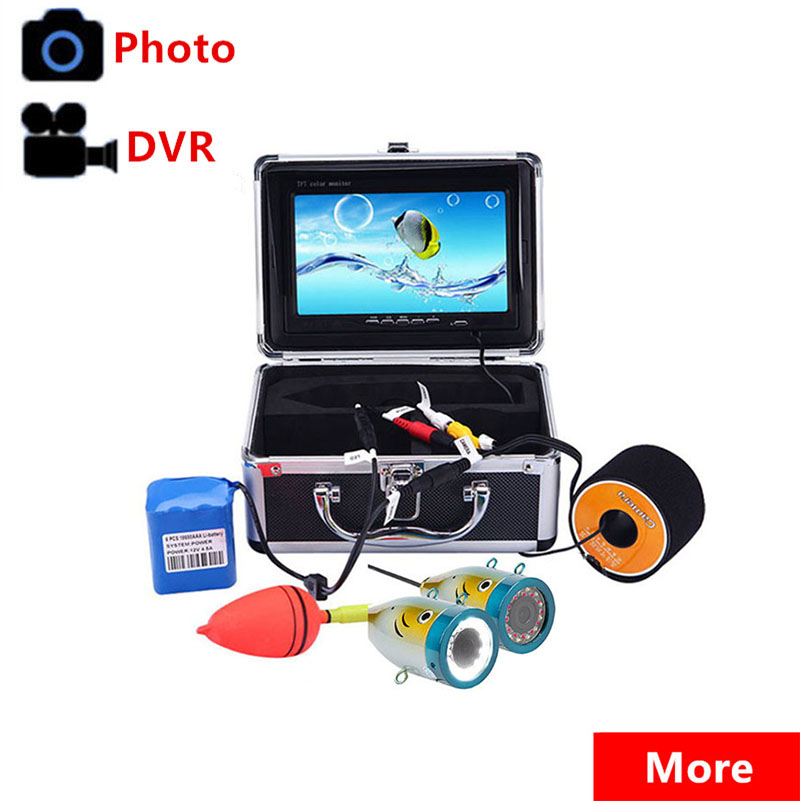 Hd 1080p  video recording dvr 1000tvl ocean lake ice underwater fishing camera for fishing