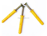 Buy Nylon hammer fixing anchor with screws in China on Alibaba.com