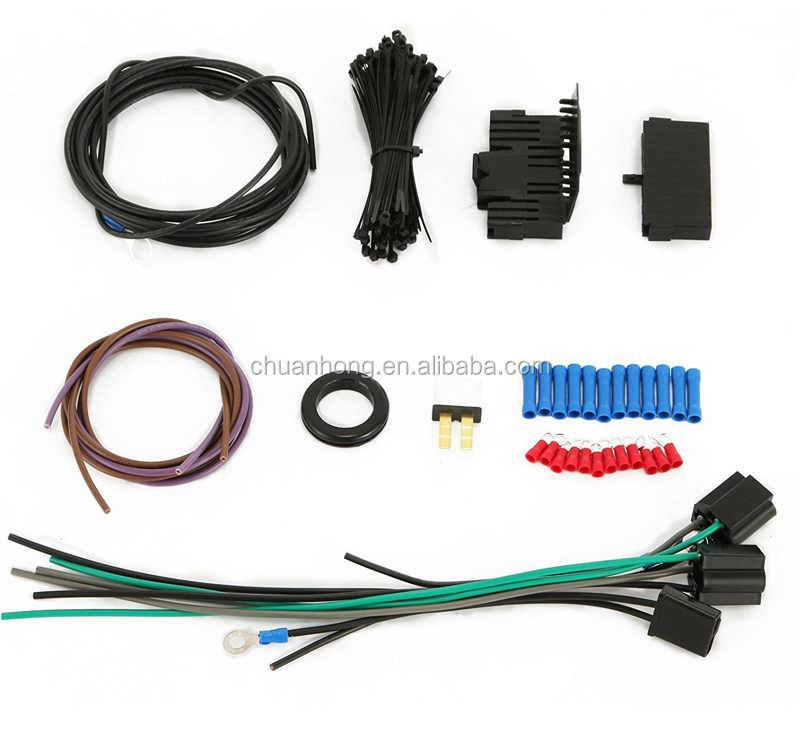 Excellent Gm Ford Fuse Box And Wiring Harness Universal 21 20 Circuit Hotrod Wiring 101 Capemaxxcnl