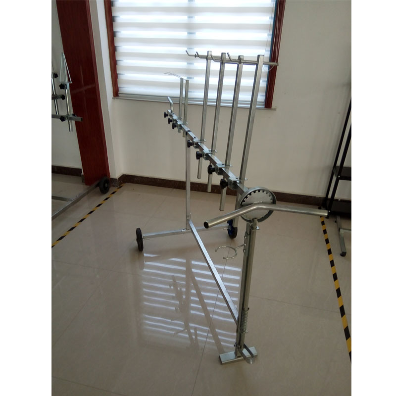 turnable painting stand