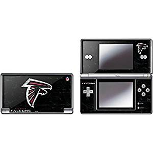 NFL Atlanta Falcons DS Lite Skin - Atlanta Falcons Distressed Vinyl Decal Skin For Your DS Lite