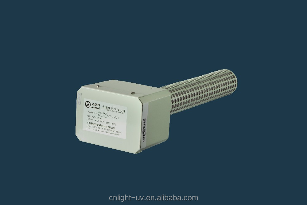 6W 15W 23W 28W photo-catalyst UV Air Treatment System for HVAC InDUCT