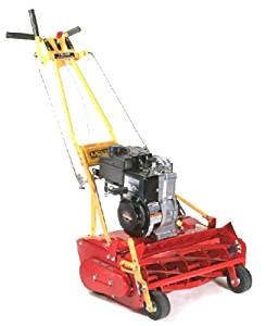 McLane 20-5.5 GT-7 20-Inch 5.50 Gross Torque Briggs & Stratton Gas-Powered Self-Propelled 7-Blade Front-Throw Reel Mower with Grass Catcher