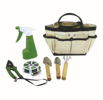 Professional garden tool set with good quality in mainland for Good quality garden tools